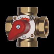 Четырехходовой смесительный клапан KS4-1