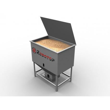 Бункер для пеллет объем 0,5 куб