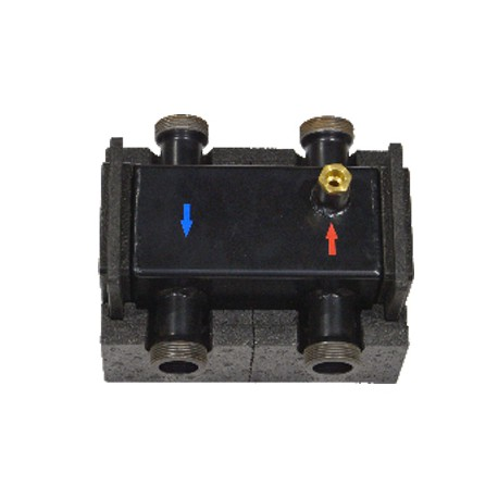 Гидравлический разделитель RD 25 MINI