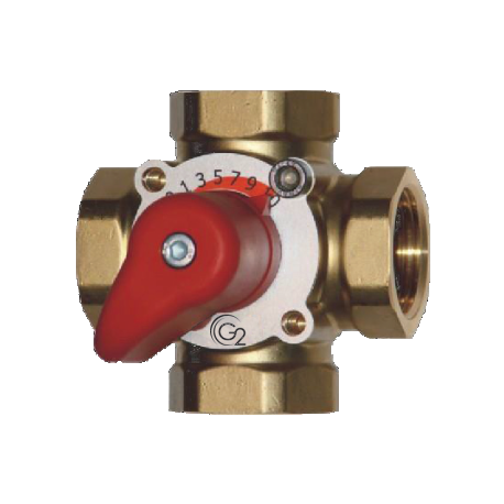Четырехходовой смесительный клапан KS4-6