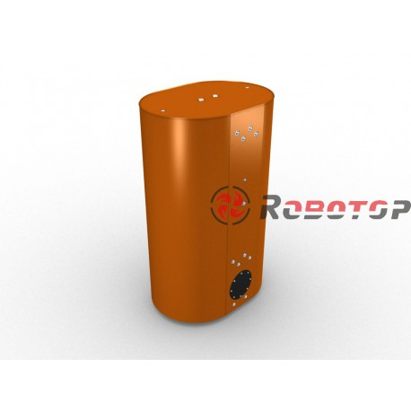 Теплоаккумулятор объем - 0,35 м куб.