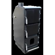 Универсальный твердотопливный котел (теплообменник) Robotop UPB 35