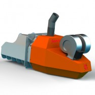 Пеллетная горелка Robotop T-Rex 400
