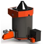 Пеллетный котел Robotop AUTO 100 кВт в сборе