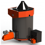 Пеллетный котел Robotop AUTO 50 в сборе